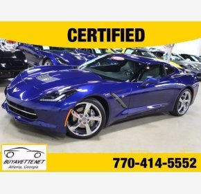 2019 Chevrolet Corvette for sale 101422115