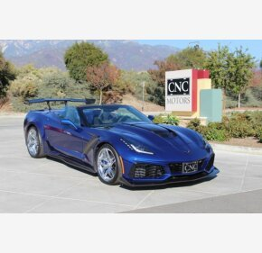 2019 Chevrolet Corvette ZR1 Convertible for sale 101243410