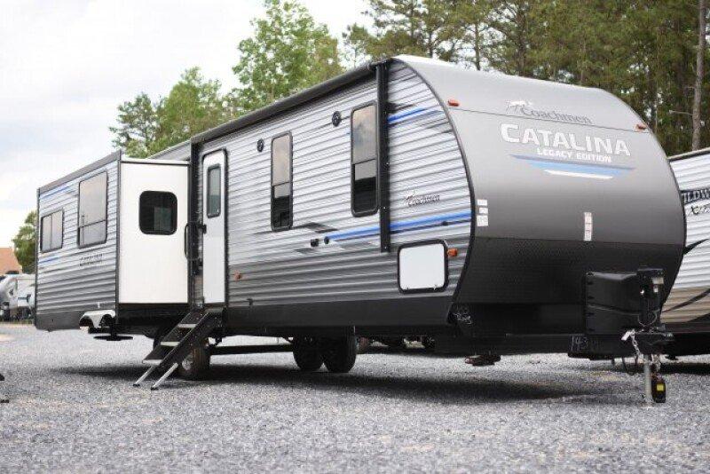 Coachmen Catalina RVs for Sale - RVs on Autotrader