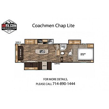 2019 Coachmen Chaparral Lite for sale 300168902