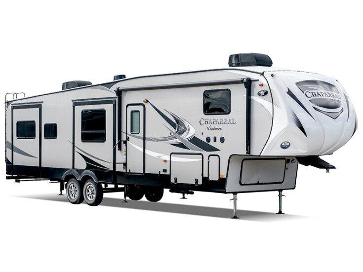2019 Coachmen Chaparral 373MBRB specifications