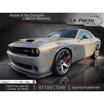 2019 Dodge Challenger SRT Hellcat for sale 101300499
