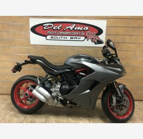 2019 Ducati Supersport 937 for sale 200713845