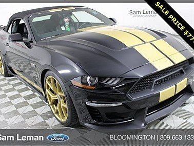 2019 Ford Mustang GT Convertible for sale 101182365