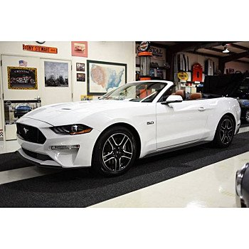 2019 Ford Mustang GT Convertible for sale 101235544