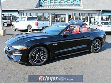 2019 Ford Mustang GT Convertible for sale 101292718