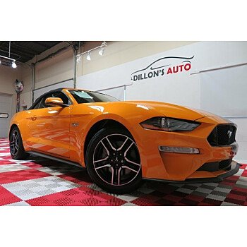 2019 Ford Mustang GT Convertible for sale 101304444