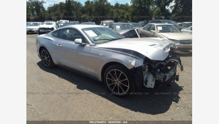 2019 Ford Mustang Coupe for sale 101351093