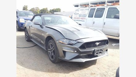 2019 Ford Mustang GT Convertible for sale 101358955