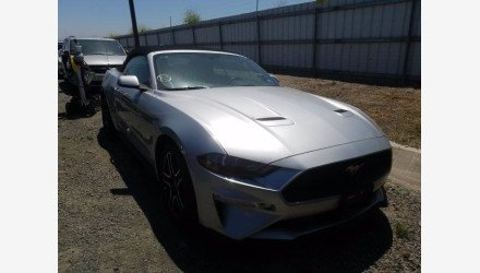 2019 Ford Mustang Convertible for sale 101359587