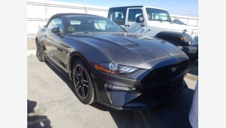 2019 Ford Mustang GT Convertible for sale 101359602