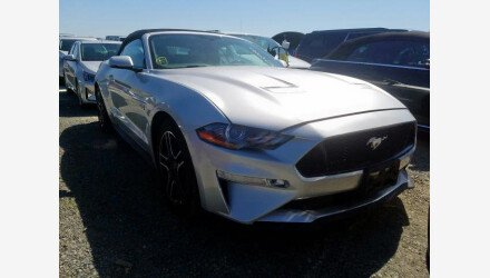 2019 Ford Mustang GT Convertible for sale 101362555