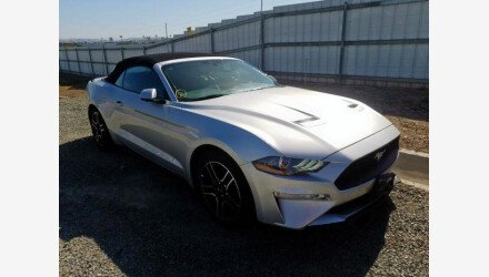 2019 Ford Mustang Convertible for sale 101383546