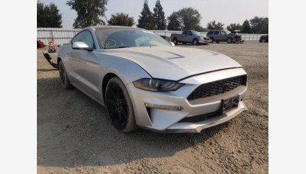 2019 Ford Mustang Coupe for sale 101394107