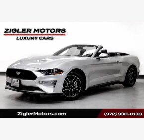 2019 Ford Mustang for sale 101399393