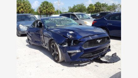 2019 Ford Mustang Coupe for sale 101399635