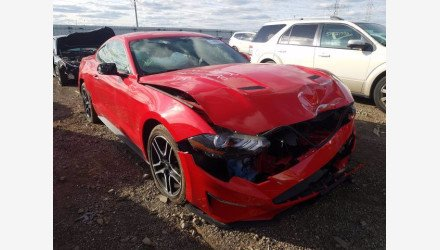 2019 Ford Mustang Coupe for sale 101488278