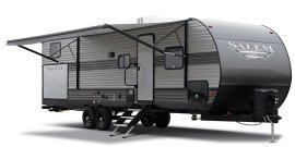 2019 Forest River Salem 27DBK specifications