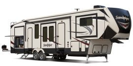 2019 Forest River Sandpiper 357RE specifications