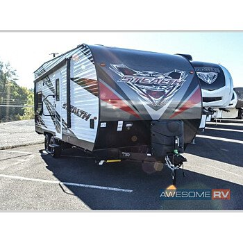 2019 Forest River Stealth for sale 300187916