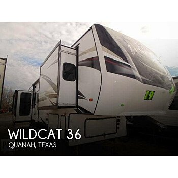 2019 Forest River Wildcat for sale 300183670