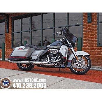 2019 Harley-Davidson CVO Street Glide for sale 200789589
