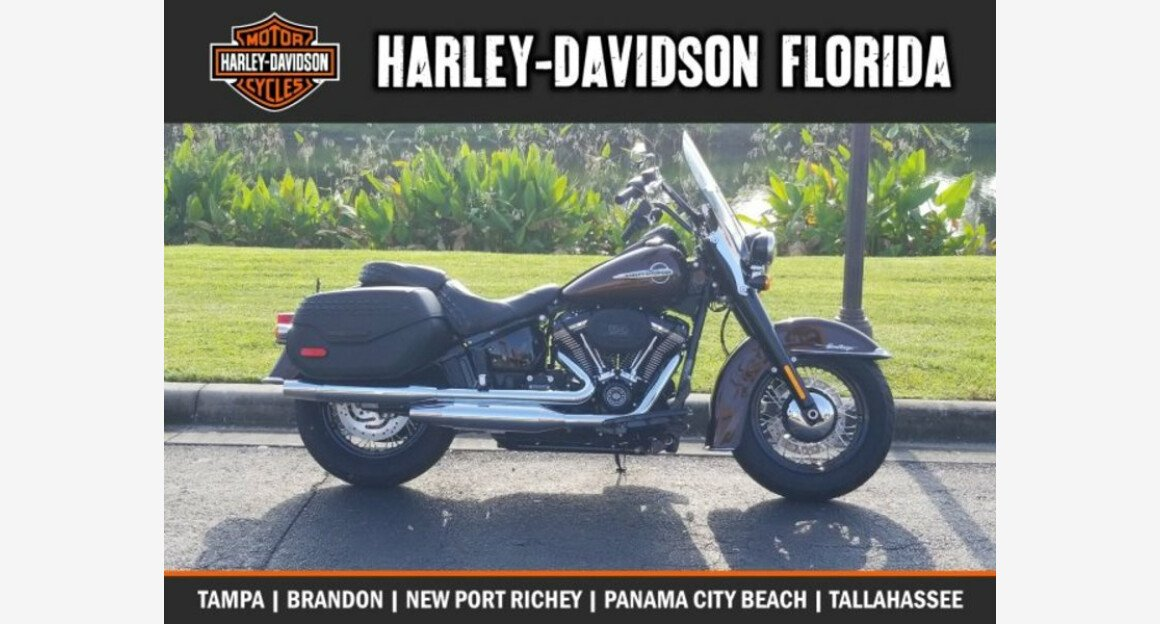 2019 Harley-Davidson Softail Heritage Classic 114 for sale 200618708