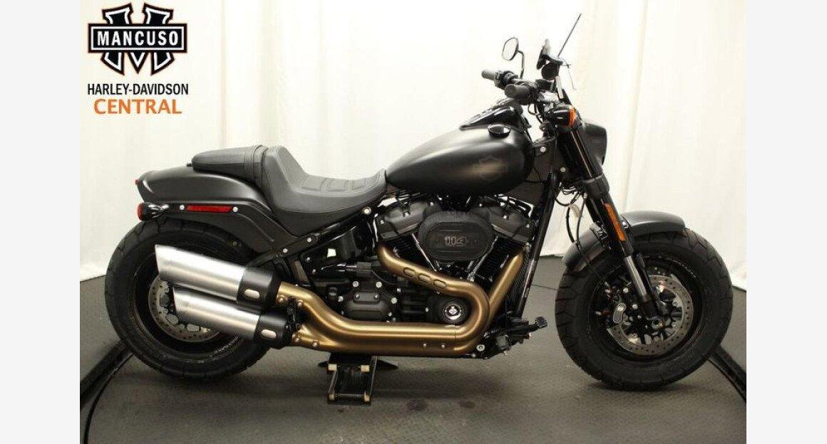 2019 Harley-Davidson Softail Fat Bob 114 for sale 200618741