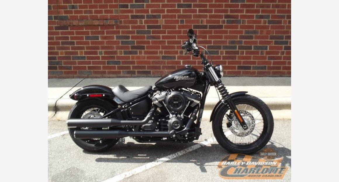 2019 Harley-Davidson Softail Street Bob for sale 200619119