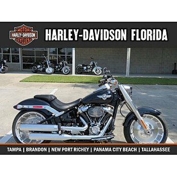 2019 Harley-Davidson Softail Fat Boy 114 for sale 200619223