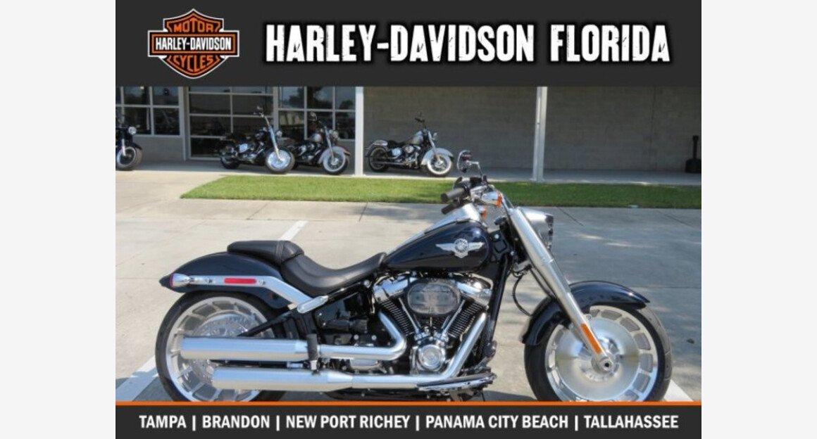 2019 Harley-Davidson Softail Fat Boy 114 for sale 200619223