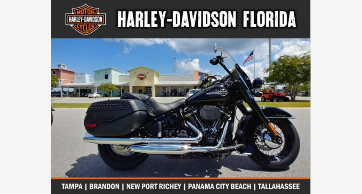 2019 Harley-Davidson Softail Heritage Classic 114 for sale 200619231