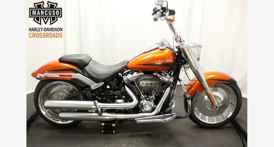 2019 Harley-Davidson Softail for sale 200629348