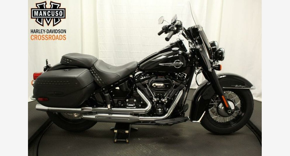 2019 Harley-Davidson Softail Heritage Classic 114 for sale 200629360