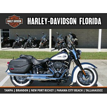 2019 Harley-Davidson Softail Heritage Classic 114 for sale 200639645