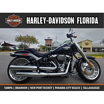 2019 Harley-Davidson Softail Fat Boy 114 for sale 200641352
