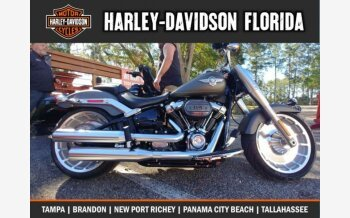 2019 Harley-Davidson Softail Fat Boy 114 for sale 200645717