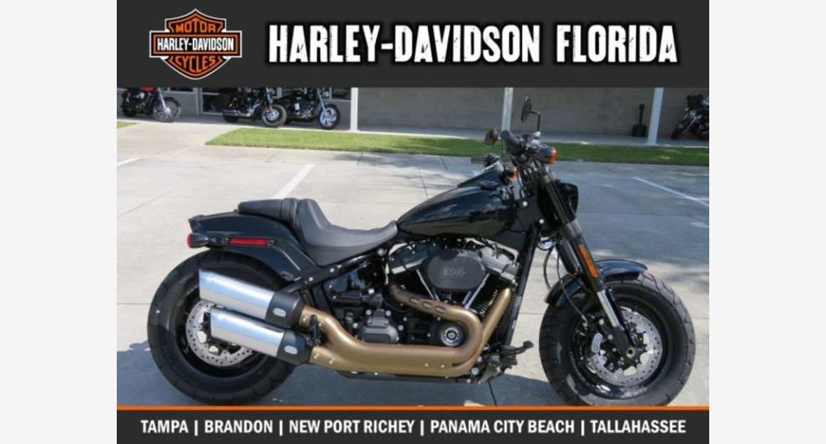 2019 Harley-Davidson Softail Fat Bob 114 for sale 200663416