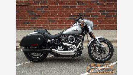 2019 Harley-Davidson Softail Sport Glide for sale 200632501