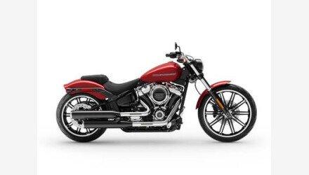 2019 Harley-Davidson Softail Fat Boy 114 for sale 200701286