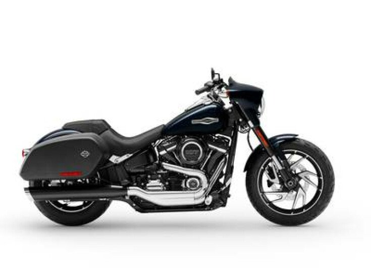 2019 Harley-Davidson Softail Fat Boy 114 for sale 200701344