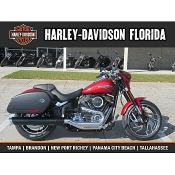 2019 Harley-Davidson Softail Sport Glide for sale 200705668
