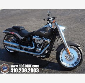 2019 Harley-Davidson Softail Fat Boy 114 for sale 200789581