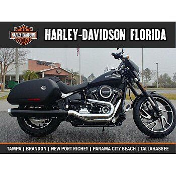 2019 Harley-Davidson Softail Sport Glide for sale 200795012