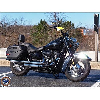 2019 Harley-Davidson Softail Heritage Classic 114 for sale 200862951