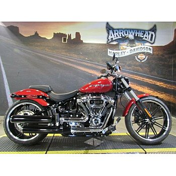 2019 Harley-Davidson Softail Breakout 114 for sale 200902326