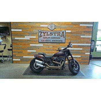 2019 Harley-Davidson Softail Fat Bob 114 for sale 200903072