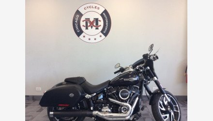 2019 Harley-Davidson Softail Sport Glide for sale 200932218
