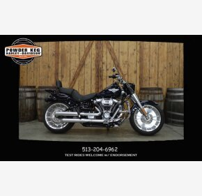 2019 Harley-Davidson Softail Fat Boy 114 for sale 200962002