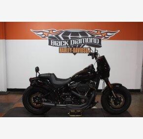 2019 Harley-Davidson Softail Fat Bob 114 for sale 200985105